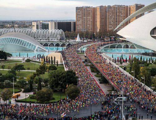 Οι αθλητές της GoSport στο Μαραθώνιο της Βαλένθια 2017